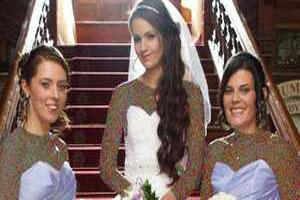 عروس خانم تپل و چاقی که 32 کیلو وزن کم کرد (عکس)