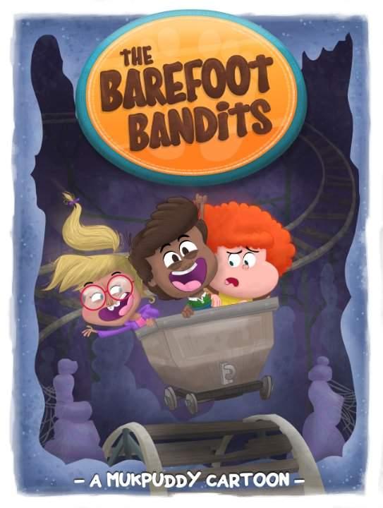 فصل 1 انیمیشن The Barefoot Bandits 2015