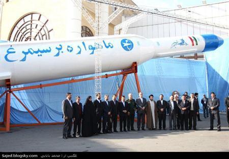 ادعای فاکس نیوز: ایران آخر هفته موشک ماهواره بر سیمرغ را پرتاب می کند