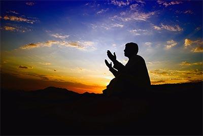 اثر دعا بر کاهش اضطراب