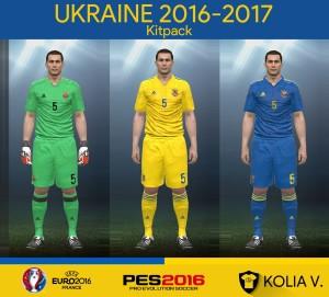 دانلود کیت پک تیم اوکراین