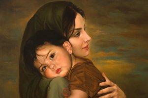 داستانی فوق العاده زیبا برای تمام مادران