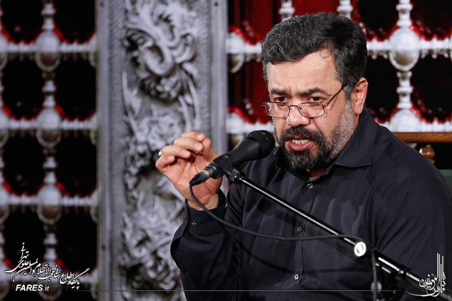 دانلود شب شهادت فاطمیه دوم ۱۳۹۴-حاج محمود کریمی