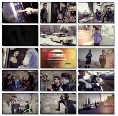 موزیک ویدئو جدید مسعود جلیلیان و فرشاد آزادی به نام رفاقت