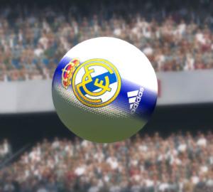 توپ تیم رئال مادرید(ball Real Madrid)