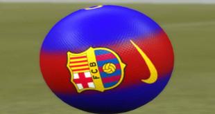 توپ تیم بارسلونا(ball barcelona)