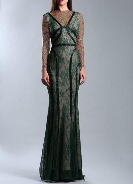 زیباترین مدل لباس مجلسی زنانه