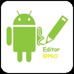 دانلود نرم افزار ویرایش فایل های ای پی کی APK Editor Pro v1.4.1