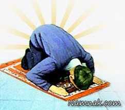 احکام شرعی حرکت کردن در هنگام نماز خواندن