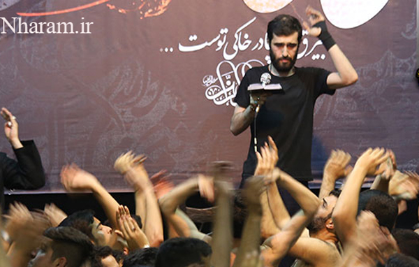 .:کربلایی سید علی مومنی ظهر شهادت حضرت زهرا94:.