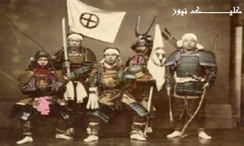 تصاویری دیدنی از ژاپن در سال1865