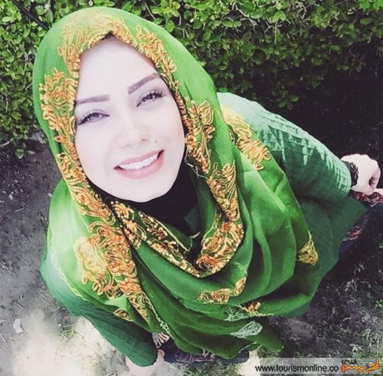 عکس متفاوت مجری زن تلویزیون در اینستاگرام
