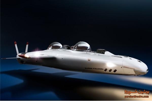 زیردریایی لوکس مخصوص ثروتمندان
