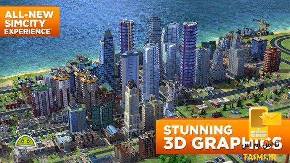 دانلود SimCity BuildIt 1.11.8.41937 – بازی شهرسازی EA GAMES اندروید + مود