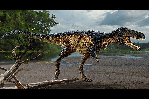 «تیمور لنگی بِهگوش»، نام دایناسور تازه کشفشده