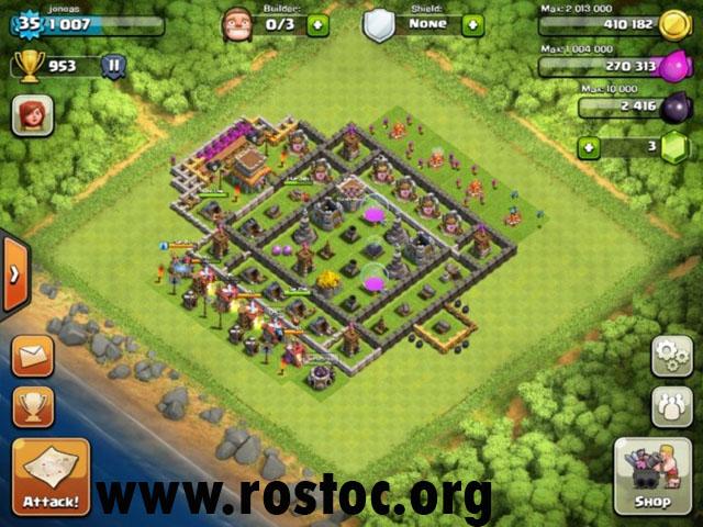 نقشه های برتر برای ساختمان اصلی سطح ۸