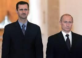 پوتین با اسد اختلاف نظر دارد