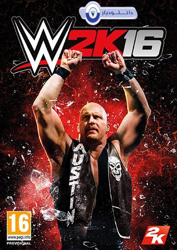 بازی WWE 2K16 برای PC+دانلود