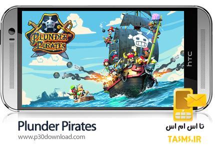 دانلود Plunder Pirates - بازی موبایل دزدان دریایی غارتگر