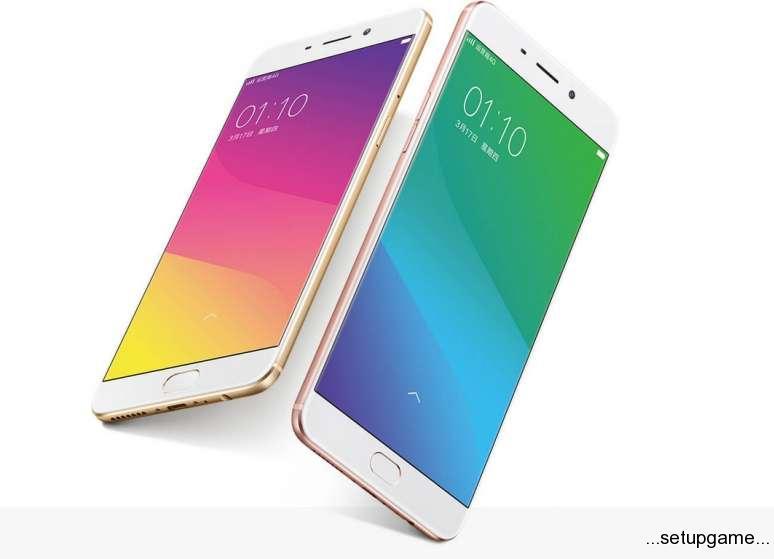 اوپو دو گوشی هوشمند R9 و R9 Plus را برای عاشقان سلفی معرفی کرد