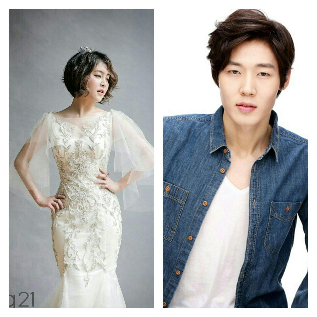 خواننده yoon sung hyun و بازیگر park min ji که یکساله با هم آشنا هستند بالاخره کمپانی این خبرو تایید کرد.