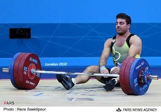 روزهای خاکستری وزنه برداری پیش از المپیک