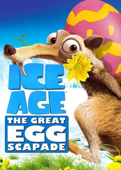 دانلود انیمیشن Ice Age: The Great Egg-Scapade 2016