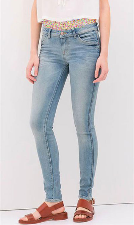 مدل های جدید شلوار های جین زنانه