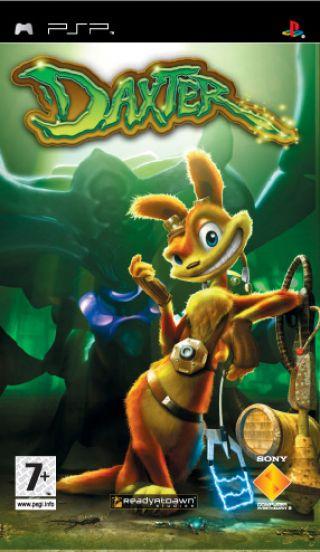بازی بسیار زیبای Daxter برای PSP