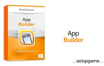 دانلود App Builder v2016.88 - نرم افزار ساخت اپلیکشن موبایل بدون کدنویسی