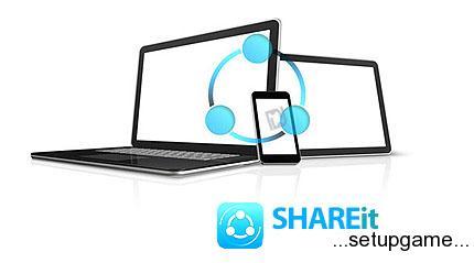 دانلود SHAREit v2.5.1.1 - نرم افزار انتقال فایل بین ویندوز، اندروید و آی او اس