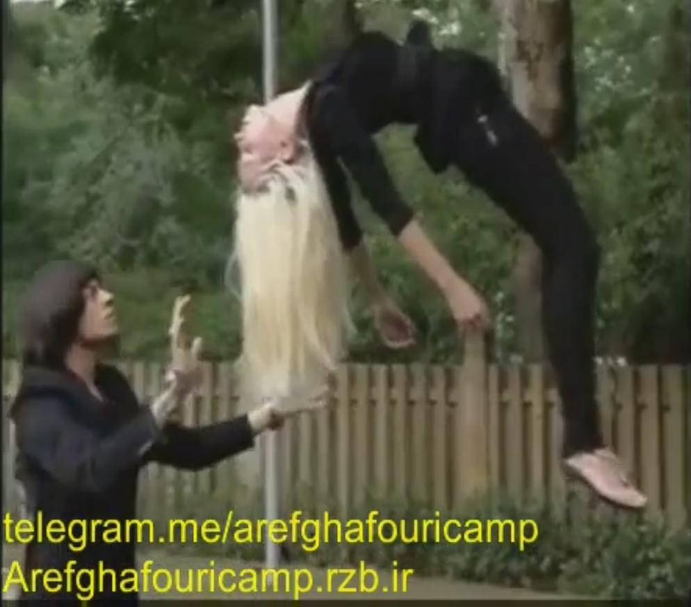 دانلود فیلم به پرواز در آوردن دختر در هوا عارف غفوری