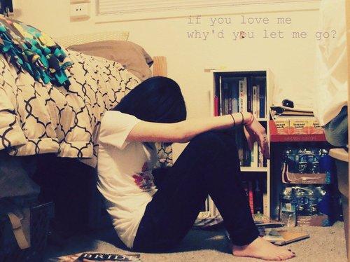 عکس های غمگین عاشقانه