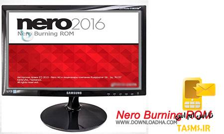 رایت انواع دیسک با Nero Burning ROM 2016 17.0.00700 + Express and Portable