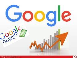 تاثیر ونتیجه انتشار خبر رسمی درگوگل نیوز وبهبودی رتبه گوگل