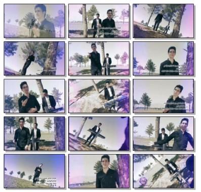 موزیک ویدئو جدید صادق الهیاری به نام بیوه