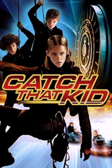 دانلود فیلم سینمایی بچه های سارق 2004 / Download Movie Catch That Kid 2004 Dubbed in Farsi