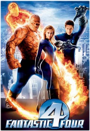 دانلود تمام قسمت های فیلم چهار شگفت انگیز Fantastic Four دوبله فارسی