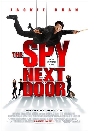 دانلود فیلم همسایه جاسوس The Spy Next Door با دوبله فارسی