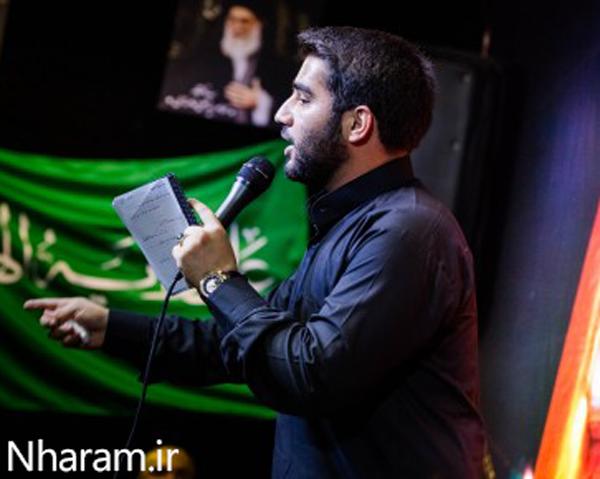 :: حاج محمدرضاوحسین طاهری|وفات حضرت ام البنین(س)1395 ::
