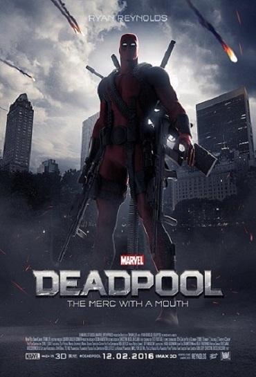 دانلود فیلم جدید  Deadpool 2016