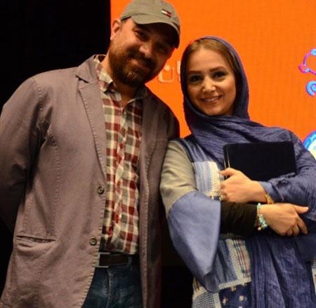 عکس های جدید بازیگران و چهره های مشهور ایرانی با همسرانشان