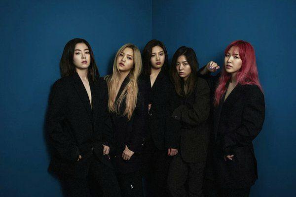 عکسهای دخترای جذاب🍷 redvelvet 🌹 برای مجله w korea 🙈❤️👇🏻👇🏻