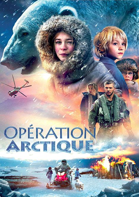 دوبله پارسی فیلم عملیات قطب شمال Operation Arctic