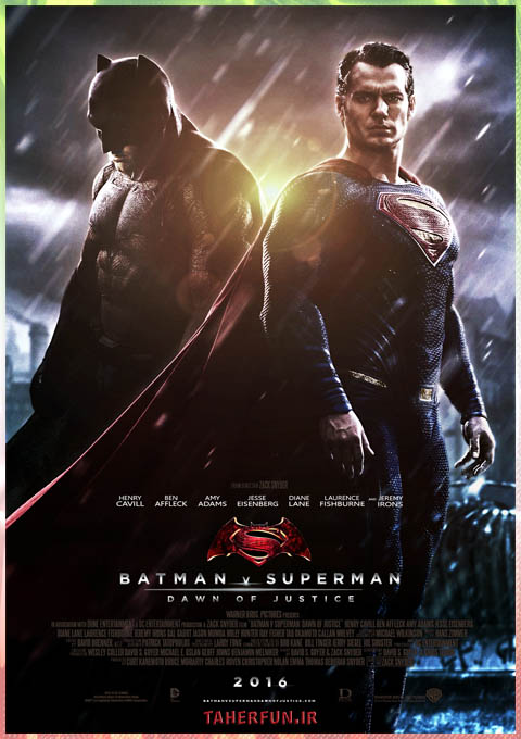 (Batman v Superman: Dawn of Justice (2016