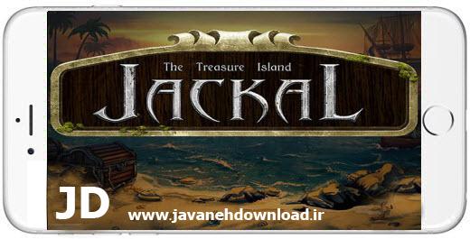 دانلود بازی Jackal: Treasure island برای آیفون، آیپد و آیپاد