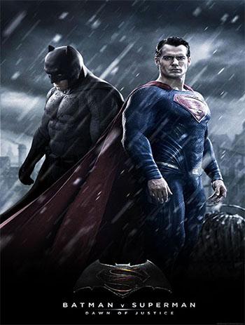 دانلود فیلم بتمن و سوپرمن Batman v Superman Dawn of Justice 2016 عدالت
