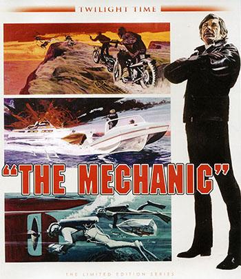 دانلود دوبله فارسی فیلم متخصص The Mechanic 1972 با کیفیت بالا و عالی