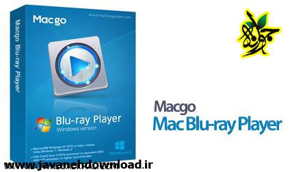 دانلود پلیر قدرتمند و بی نظیر – Mac Blu-ray Player 2.16.8.2149