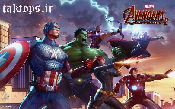 Marvel: Avengers Alliance 2 v1.0.5 دانلود بازی مارول: اتحاد اونجرز 2
